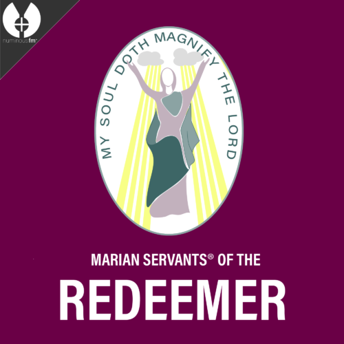 Marian Servants of the Redeemer Podcast Logo